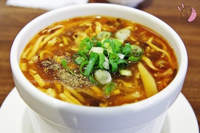 五草車中華食館(南昌店)  酸辣湯