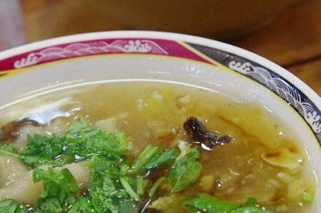 「絶対に一度は食べるべき!! 滷肉飯」天天利美食坊 No.21