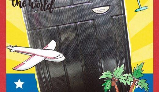 「コスパ最高★機内持ち込みサイズ&軽量」EVERWIN【Amazon限定軽量スーツケース 35L】