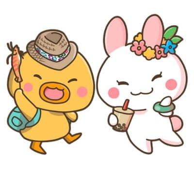 ぴー助&momo