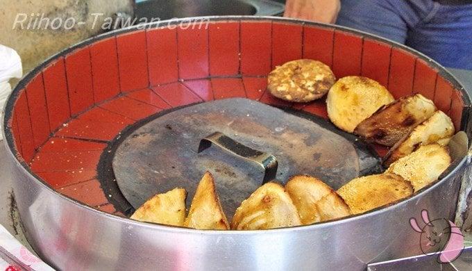 福州世祖胡椒餅-胡椒餅を焼く窯