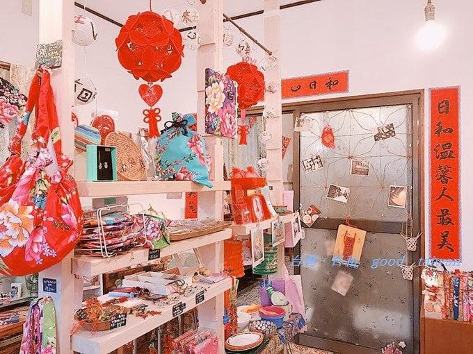 台湾・日和の店内3