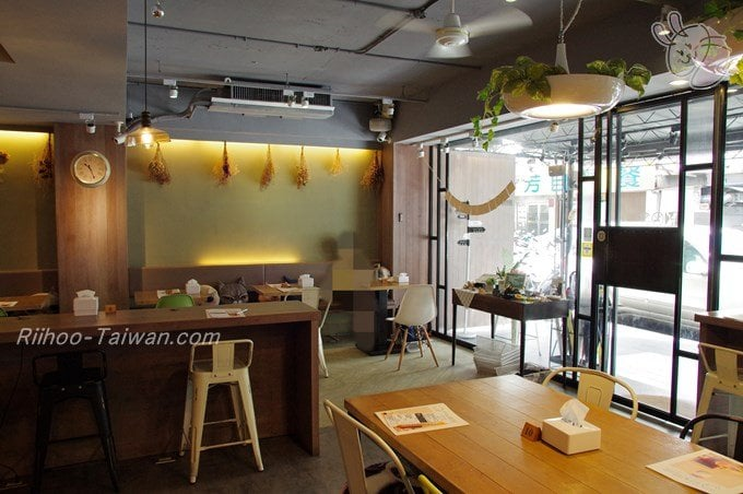 初米咖啡 Choose Me Cafe&Meals 店内1