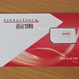 台湾プリペイドSIMカード FAREASTONE遠傳電信 裏側
