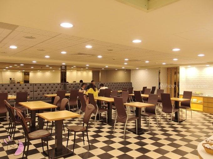 グッドライフホテル(上樺旅棧) 食事会場