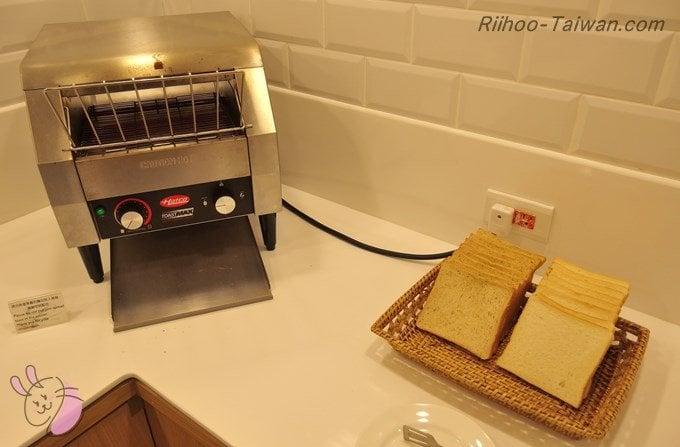 グッドライフホテル(上樺旅棧) パン