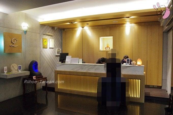 グッドライフホテル(上樺旅棧) フロント