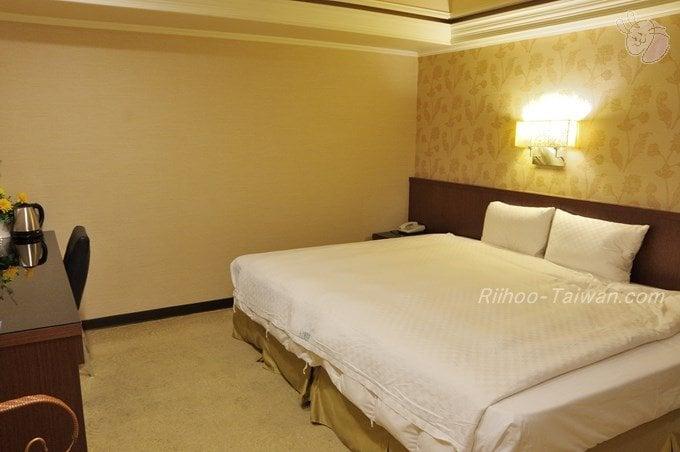 グッドライフホテル(上樺旅棧) 部屋の中