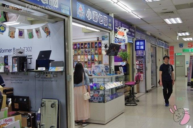 小豪包膜-台北光華店