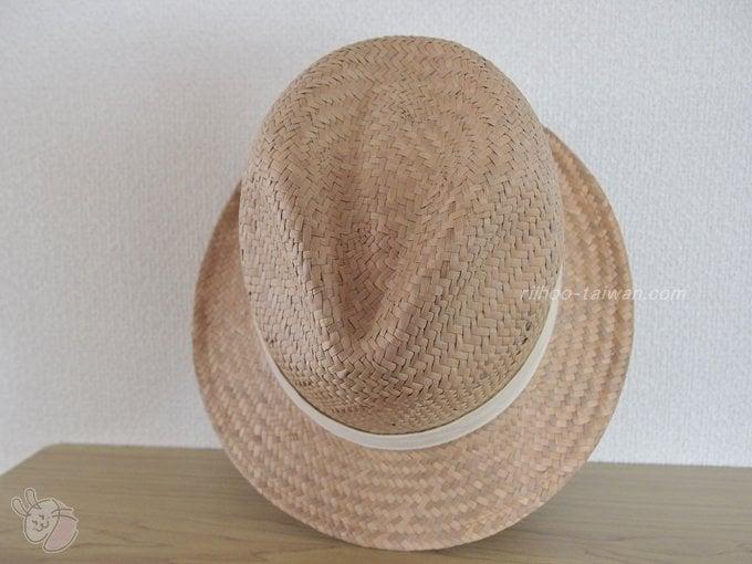 惠中布衣文創工作室 中折れ帽子の上から