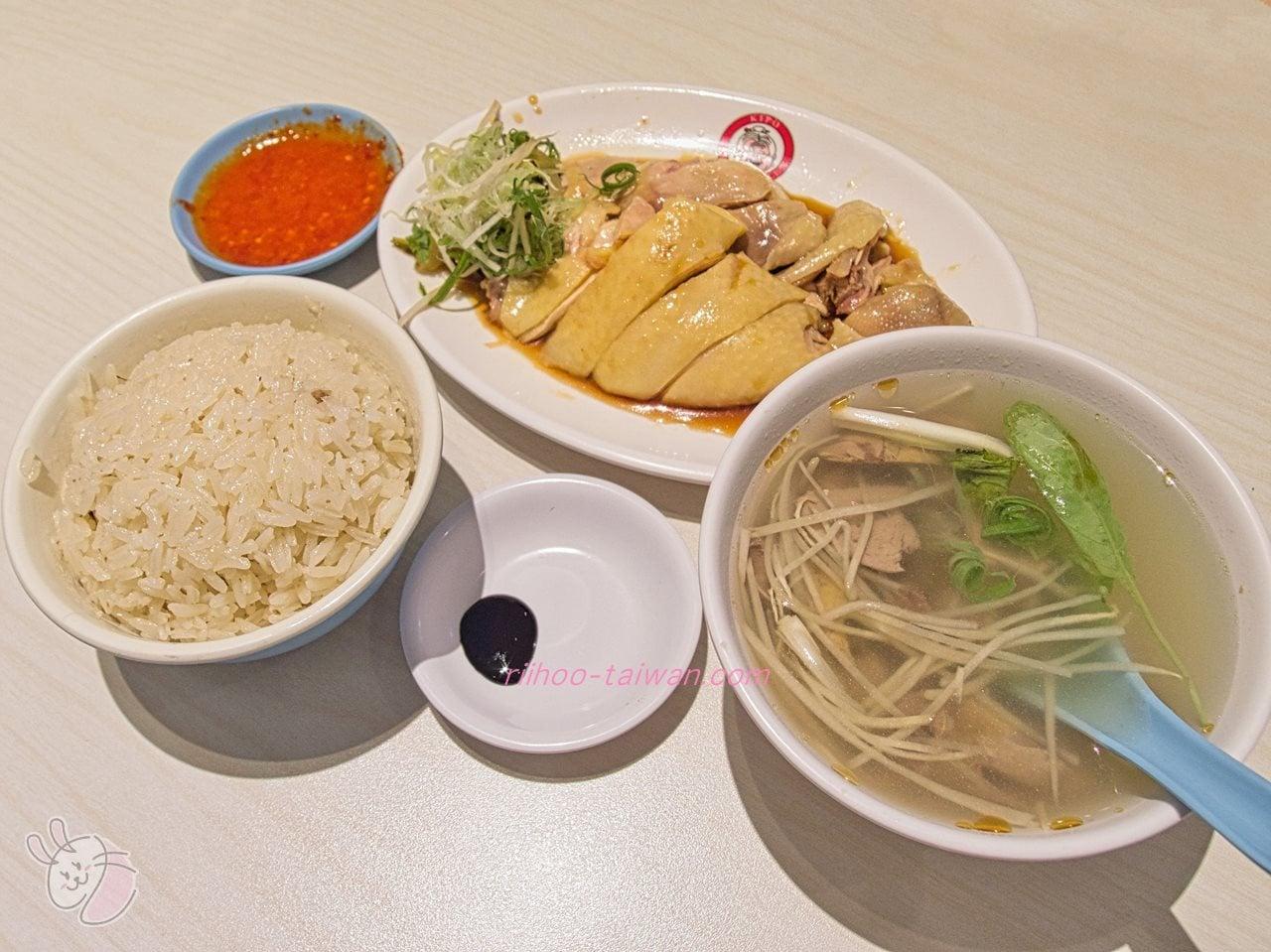 文慶雞(文慶鶏)  注文した品々
