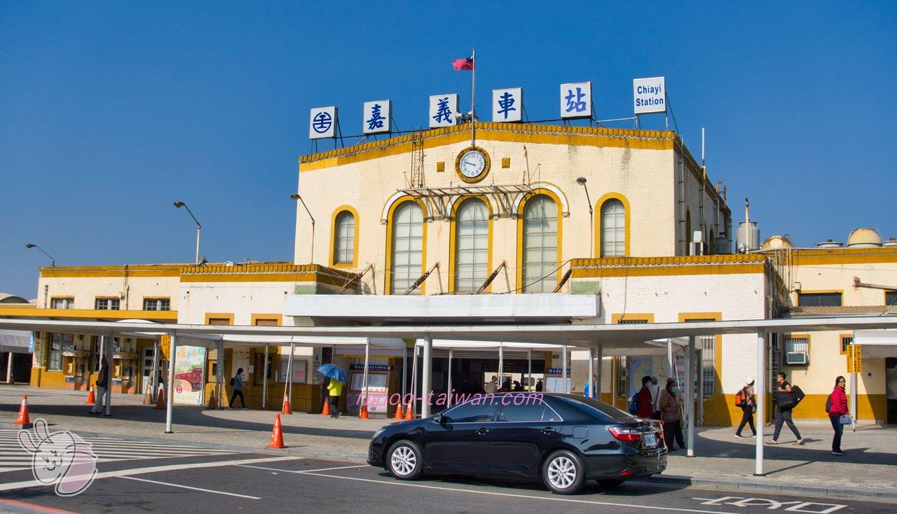 台鉄 嘉義駅