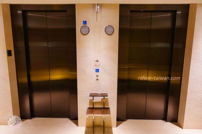 ホテルCOZZI(コッツィ)民生館 エレベーターは、2基