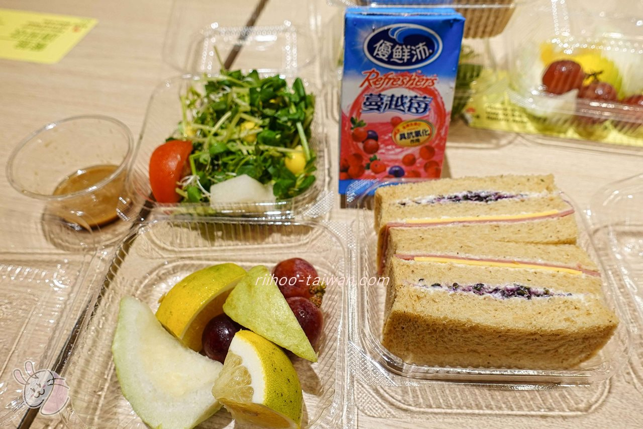 「ホテルCOZZI(コッツィ)民生館」の朝食BOX