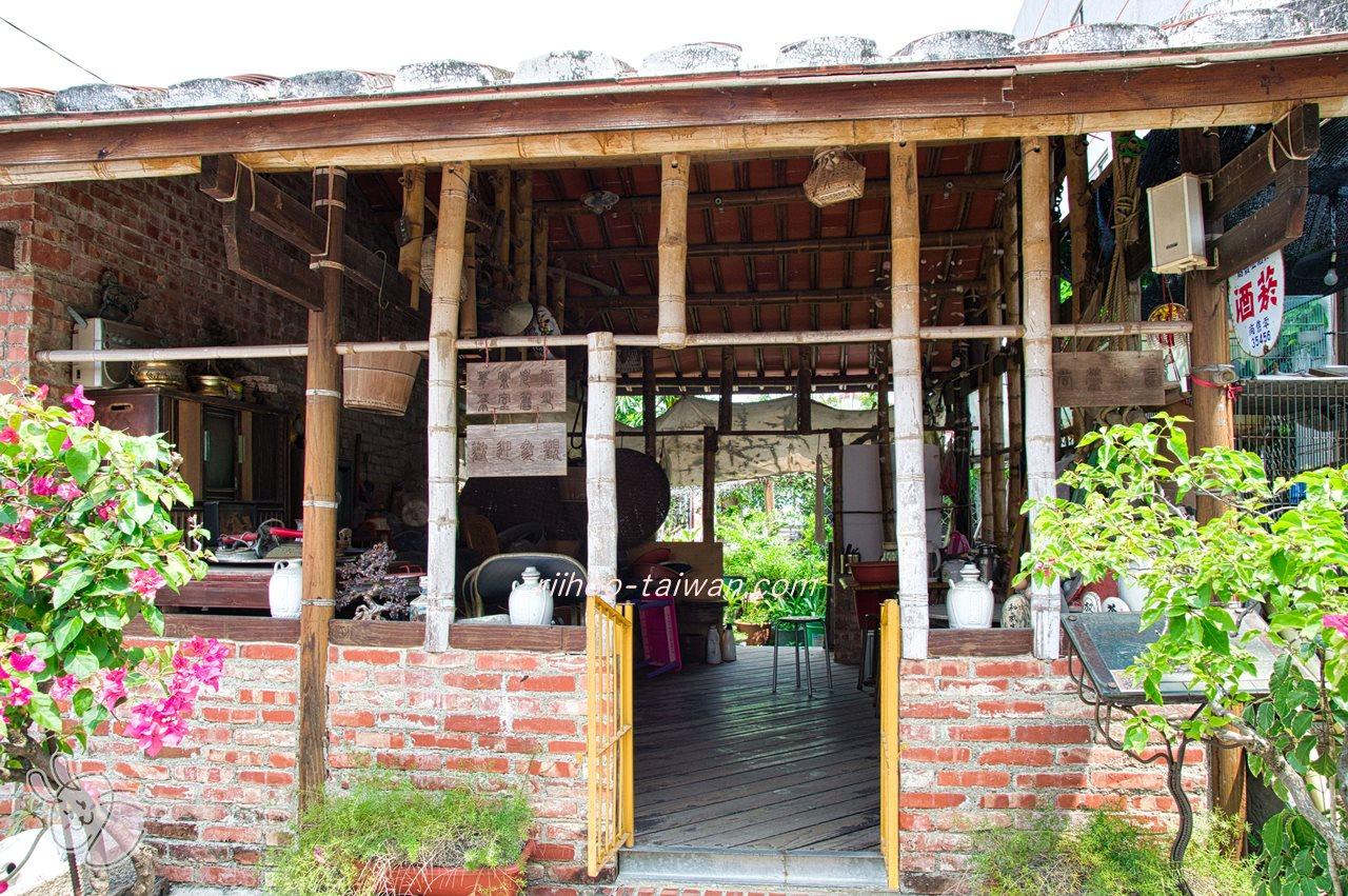 菁寮老街 老茶室